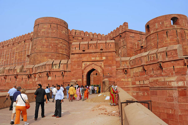 Rotes Fort, Agra / ch027715