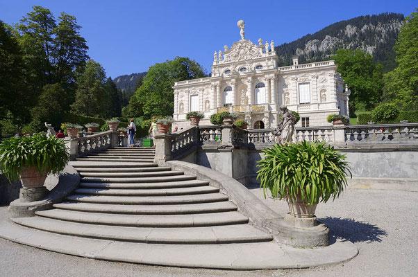 Schloss Linderhof / ch078402