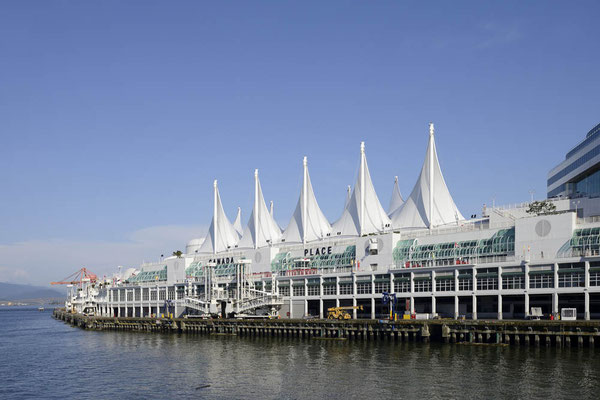 Canada Place, Vancouver / ch156435