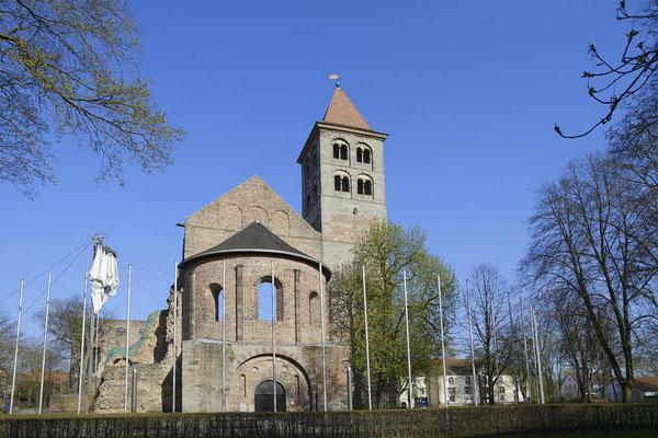 Stiftsruine, Bad Hersfeld / ch136456