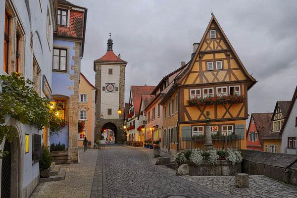 Rothenburg ob der Tauber / ch165067