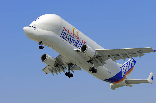 Airbus Super Transporter / ch006828