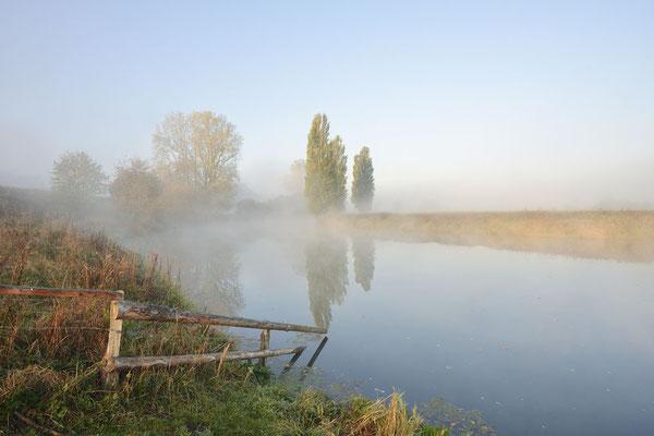 Lippe im Herbst, Nordrhein-Westfalen / ch184972