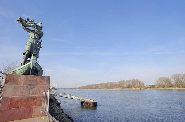 Hagen-Denkmal, Worms / ch105536
