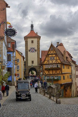 Rothenburg ob der Tauber / ch165070