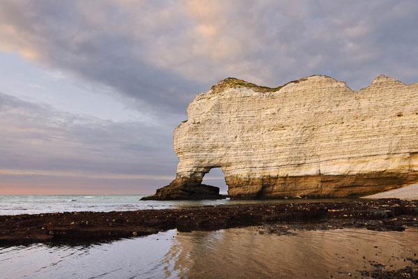 Steilküste, Normandie, Frankreich / ch149816
