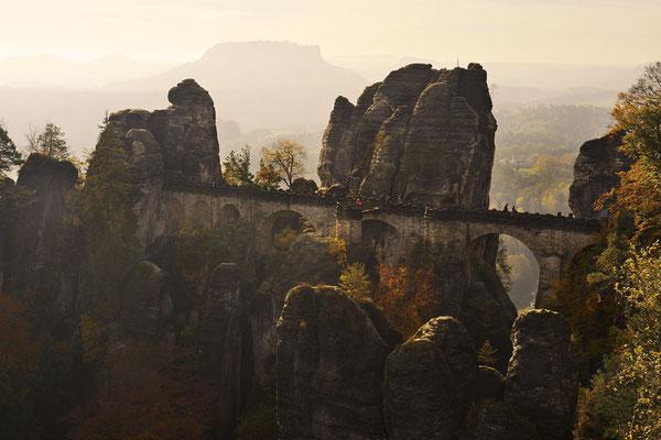 Bastei, Sächsische Schweiz, Sachsen / chhd0103