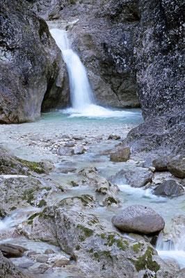 Wimbachklamm, Nationalpark Berchtesgaden, Bayern / chs02374