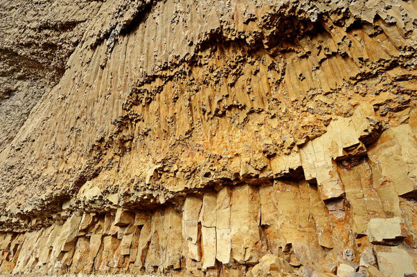 Basalt-Felsen beim Tower Fall / ch059717