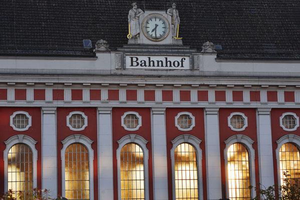 Bahnhof, Hamm / ch185373e