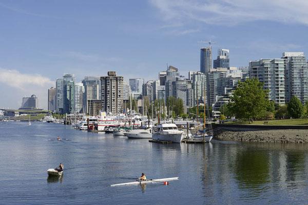 Coal Harbour, Vancouver / ch156488