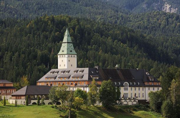 Schloss Elmau / ch078236