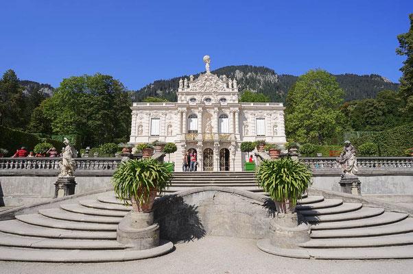 Schloss Linderhof / ch078398