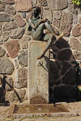 Eulenspiegel-Brunnen / ch035242