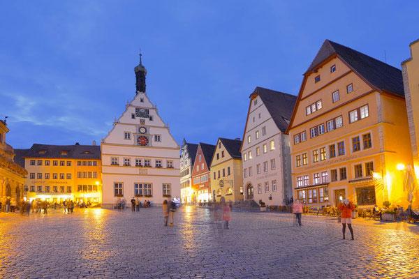Rothenburg ob der Tauber / ch165016