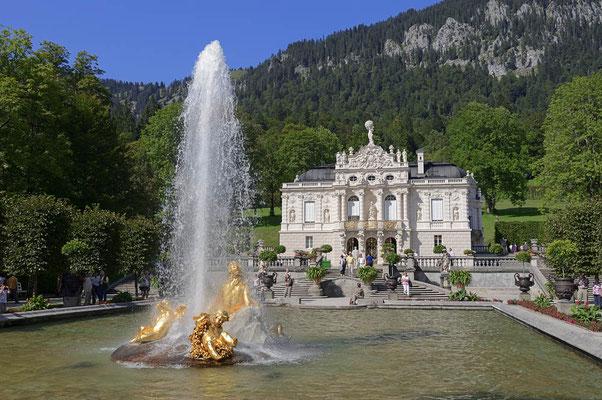 Schloss Linderhof / ch078463