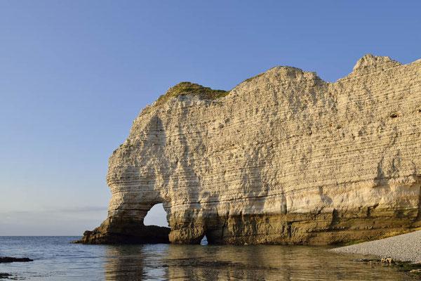 Steilküste, Normandie, Frankreich / ch149771
