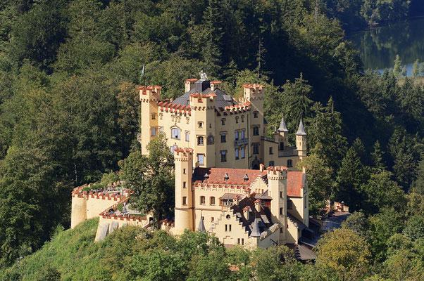 Schloss Hohenschwangau / ch078620