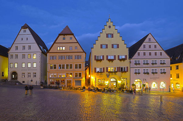 Rothenburg ob der Tauber / ch164936