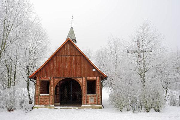 Kapelle im Winter / ch103618
