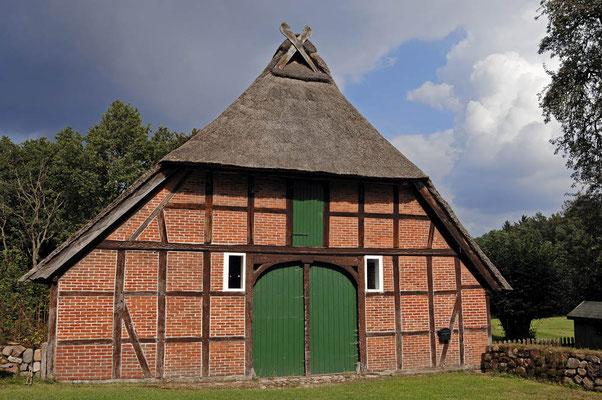 Wilsede, Lüneburger Heide / ch006986