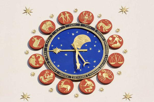 Astronomische Uhr am Rathaus, Worms / ch105578