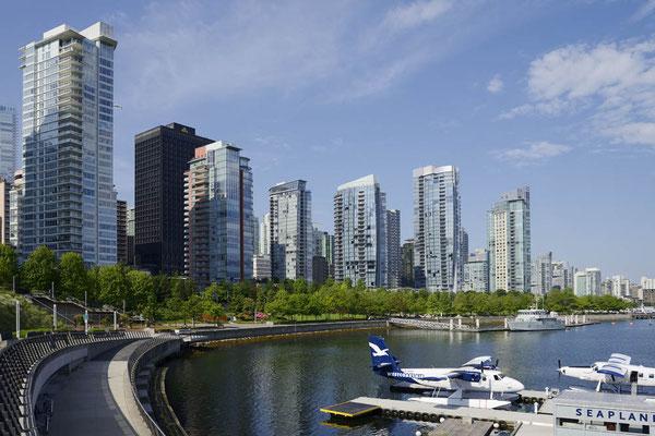 Coal Harbour, Vancouver / ch156512