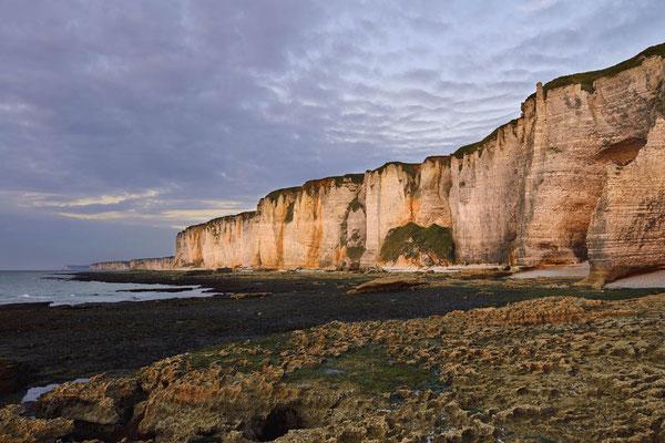 Steilküste, Normandie, Frankreich / ch149749