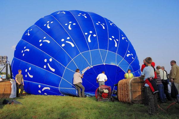 Heißluftballon / ch041647