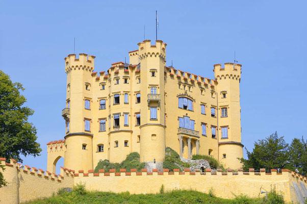 Schloss Hohenschwangau / ch078656