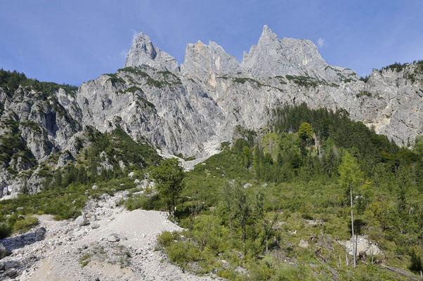 Klausbachtal, Nationalpark Berchtesgaden, Bayern / ch164564