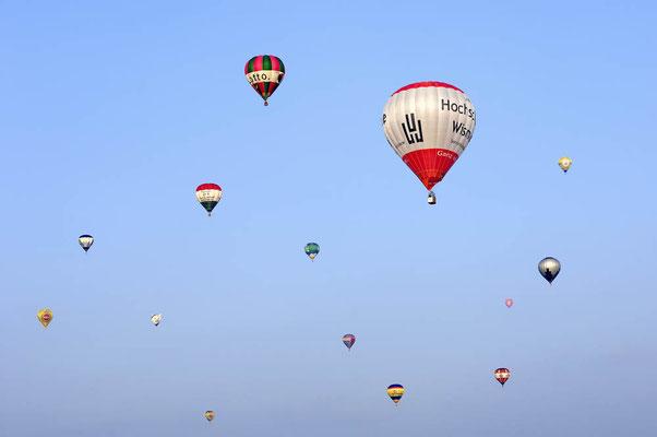 Heißluftballon / ch041771