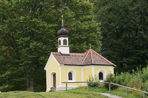 Kapelle Maria Rast / ch078034