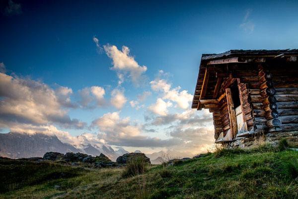 Weitwandern zu den Drehorten in der Jungfrau Region