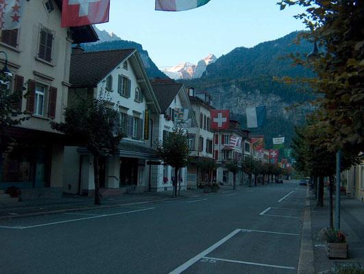 E-Bike Tour mit Gepäcktransport im Berner Oberland: Meiringen