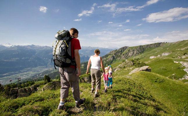Wanderreise mit Gepäcktransport vom Berner Oberland ins Wallis: rund um den Wildstrubel