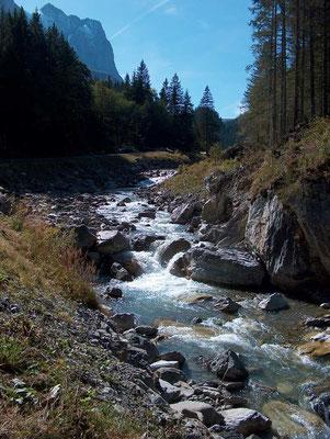 Gourmet Wanderung im Berner Oberland