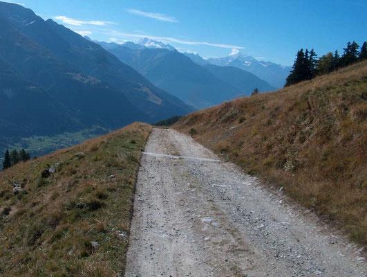 Wanderreise mit Gepäcktransport im Welterbe Jungfrau-Aletsch: Wallis
