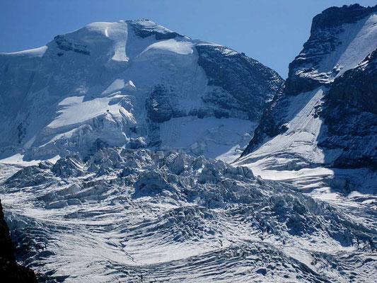 Weitwandern ohne Gepäck Bärentrek-Hintere Gasse Berner Oberland: Meiringen - Lenk