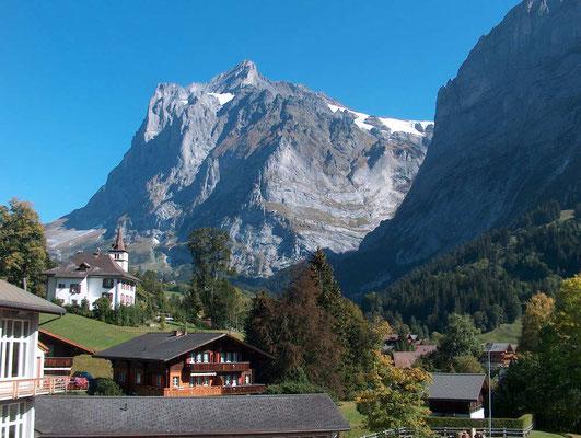 Wanderreise mit Gepäcktransport im Berner Oberland: Grindelwald