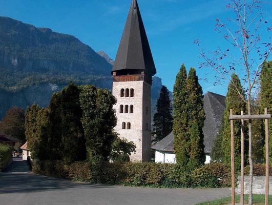 Weitwandern ohne Gepäck Bärentrek-Hintere Gasse Berner Oberland: Meiringen - Adelboden