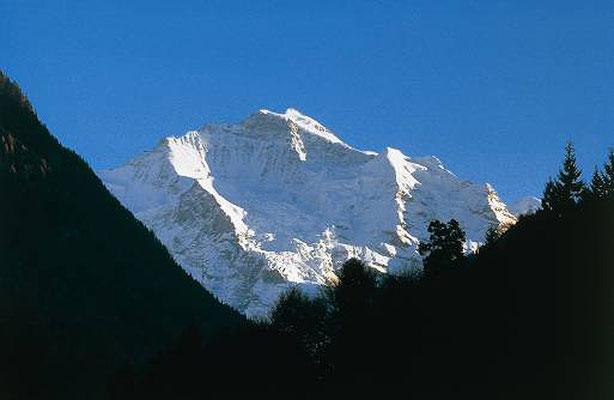 E-Bike Tour mit Gepäcktransport im Berner Oberland: Jungfrau