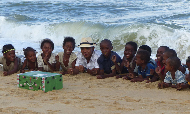 Die Grüne Kiste unterstützt Kinder und Jugendliche in Madagaskar auf ihrem Lebensweg.