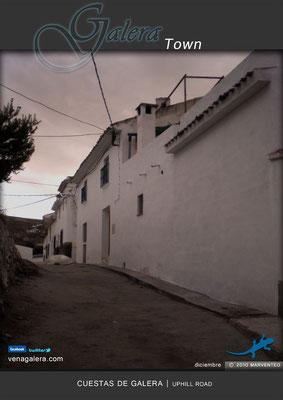 Cuestas de Galera (2011, Galera, Granada)