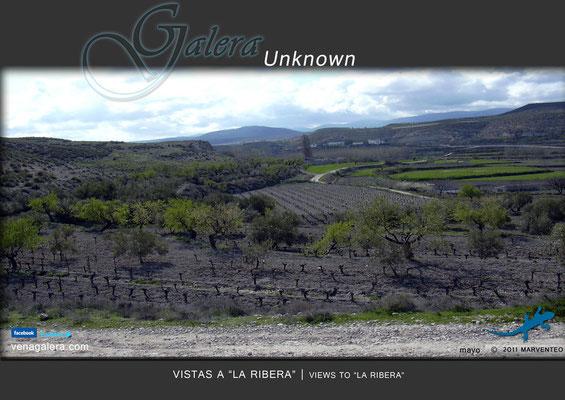 Vistas a la Ribera (2011 Galera, Granada)