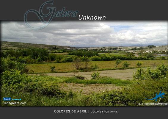Colores de abril (2011 Galera, Granada)
