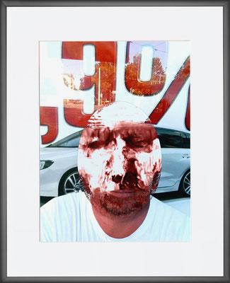 """""""CPCO 13""""      C-Print/Cut Out/C-Print      40 cm x 30 cm      im Alurahmen     60 cm x 50 cm      2017"""