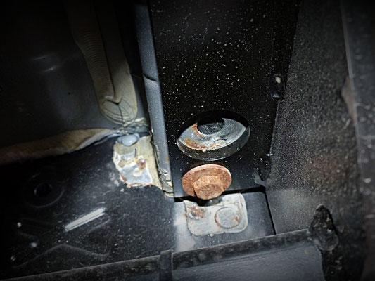 Rost unmittelbar nach der Reparatur wie in diesem Fall? -Wir prüfen und erstellen eine Stellungnahme!