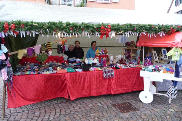 Grüße vom Weihnachtsmarkt in Binzen 2009