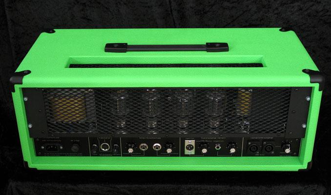 Spectro B200 Rückseite